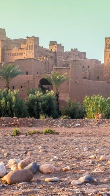 Lifetrek treking potovanja: potovanje v Maroko