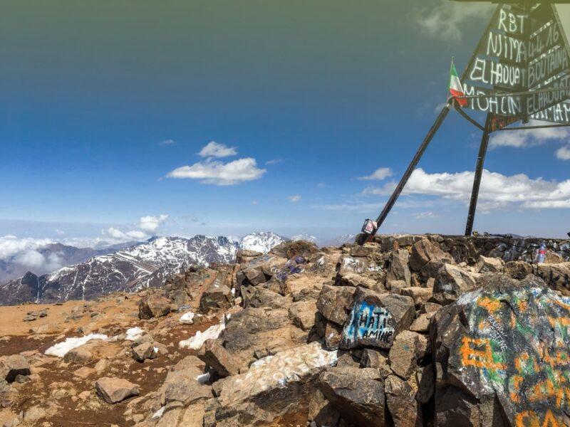 Lifetrek treking potovanja: Toubkal