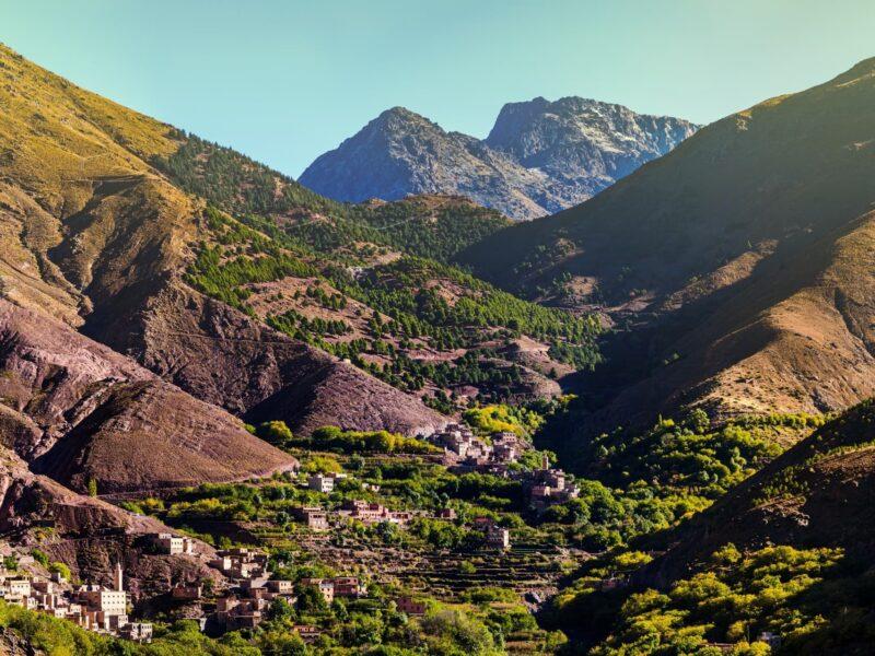 Lifetrek treking potovanja: Maroko treking