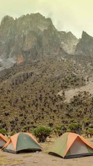 Lifetrek treking potovanja: Mount Kenija