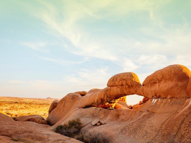 Lifetrek treking potovanja: Namibija
